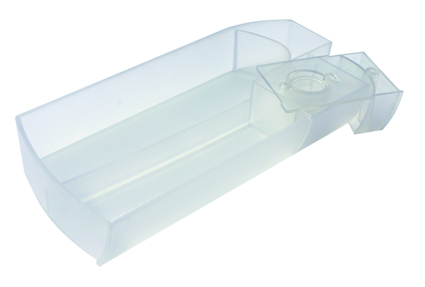 Desk Tray Organizer - Pen tray - Translucent