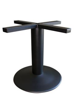 Column leg - Black