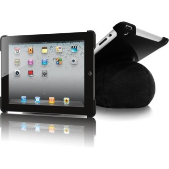 iPad 2 beanpad, Black