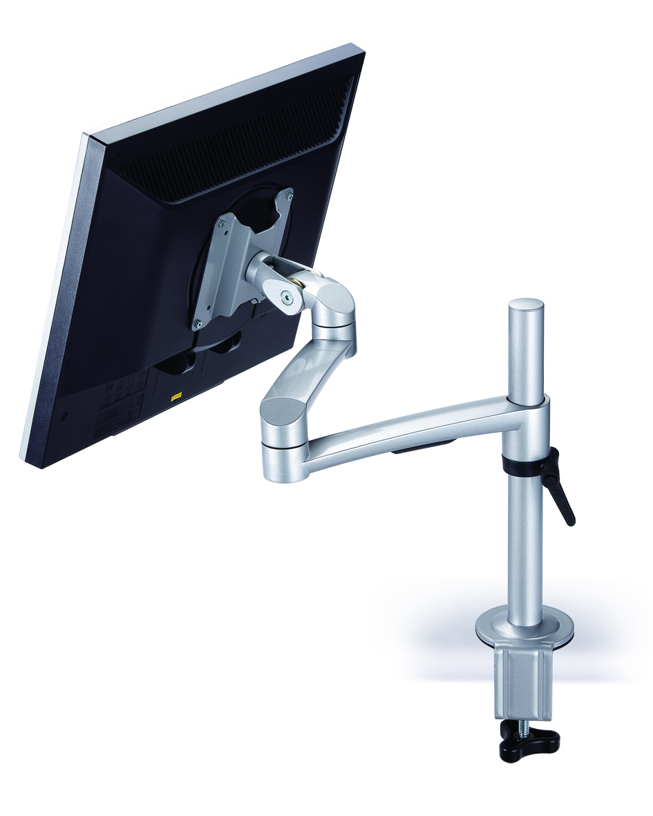 Multiple Monitor Arms Cpf 11 With Desk Mounting
