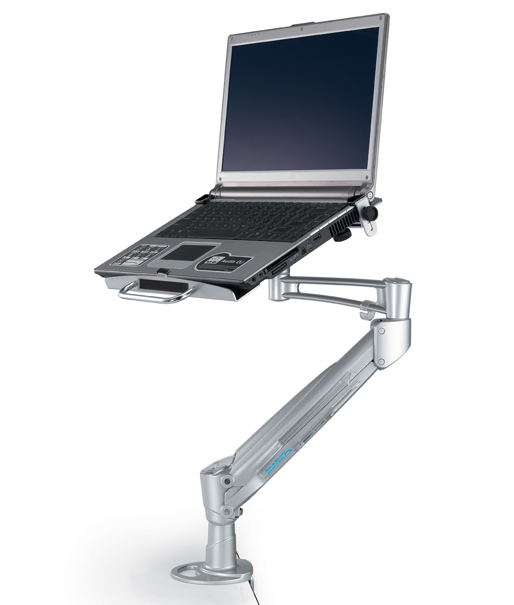Laptop arms, laptop stands and laptop holders in UK