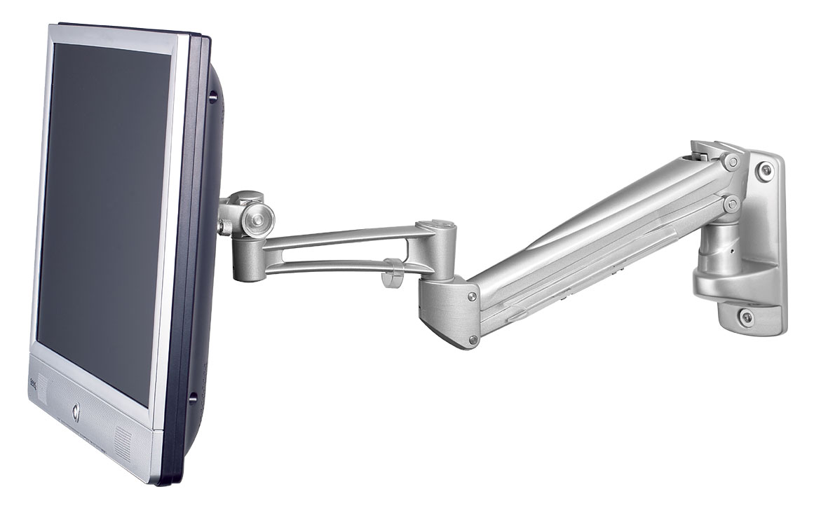 Ergonomic Monitor Arms Single Wall Mount Gas Monitor Arm Uk