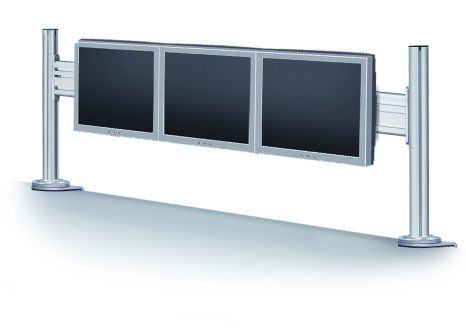 Desk Monitor Stand - Toolbar System PA-101