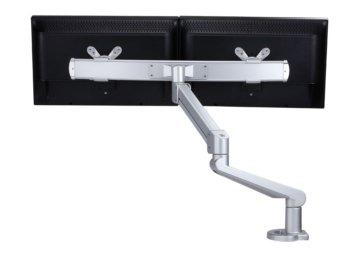Desk Monitor Stand - Double monitor arm EA-212