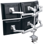 Desk Monitor Stand - Hexa Monitor Arm LA-518-1