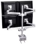 Desk Monitor Stand - Quad Monitor Arm LA-517-1
