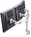 Affordable triple monitor arm for LED & LCD in UK