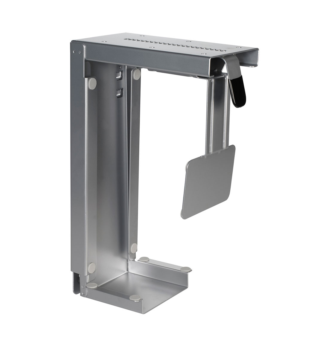 Adjustable Cpu Holder Cs 30s For Desk Or Wall Mount