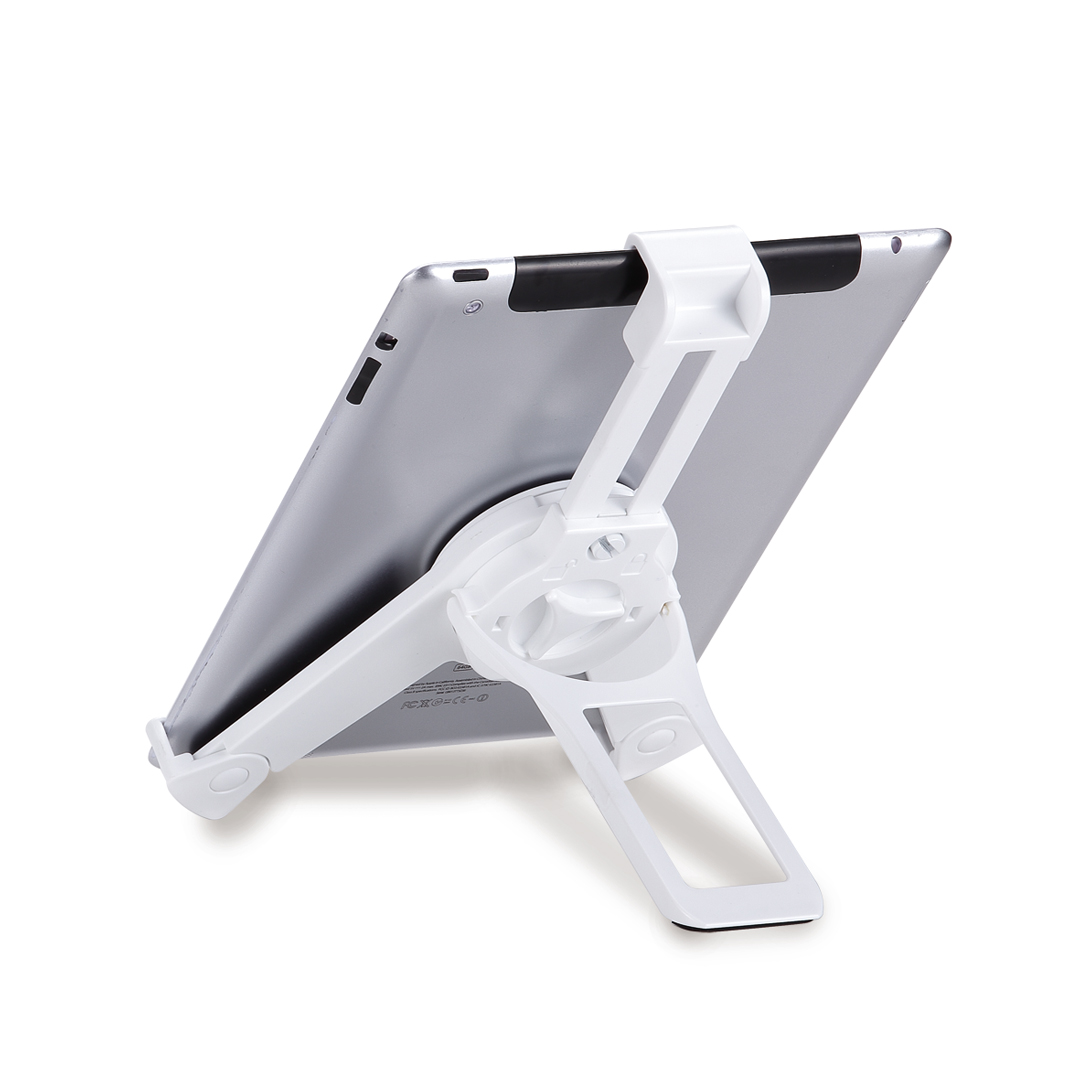 Tablet Holder In White Complement